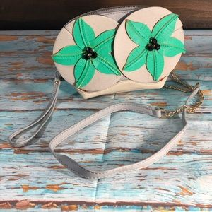 Cross Body or Wristlet handbag for Women